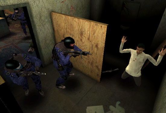 SWAT 3: Close Quarters Battle Screenshot