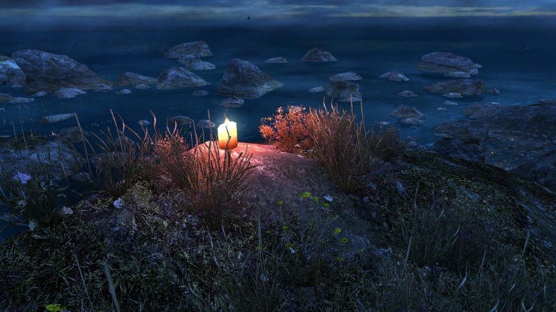 Dear Esther: Landmark Edition Screenshot