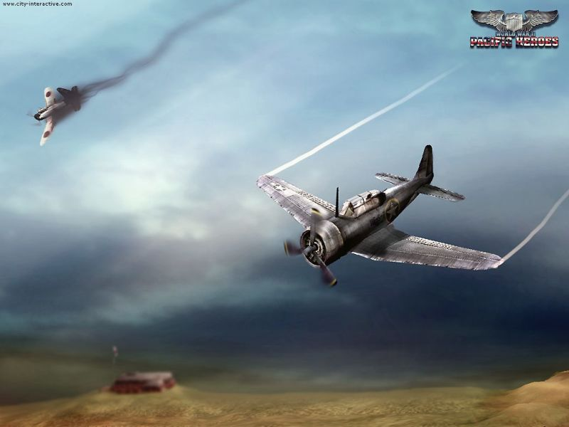 World War II: Pacific Heroes Wallpaper