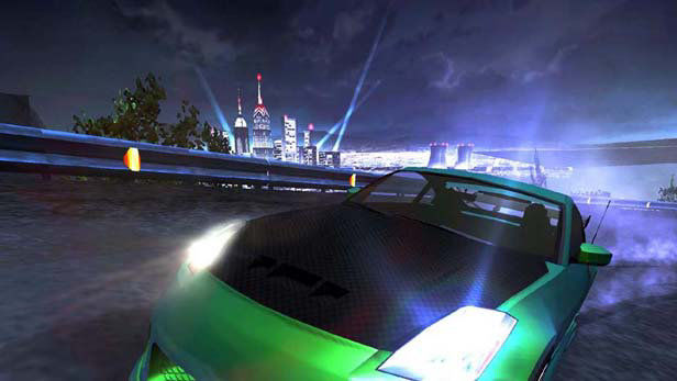 Need For Speed Underground 2 2004 Promotional Art Mobygames