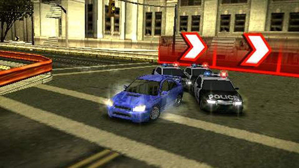 Need for Speed: Most Wanted 5-1-0 Screenshot