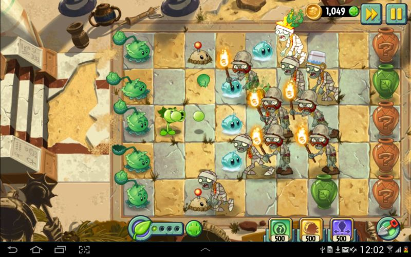 Plants vs. Zombies 2: It's About Time Screenshot