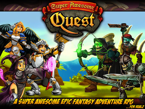 Super Awesome Quest Other