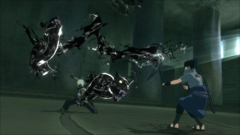 Naruto Shippuden: Ultimate Ninja Storm 3 - Full Burst Screenshot