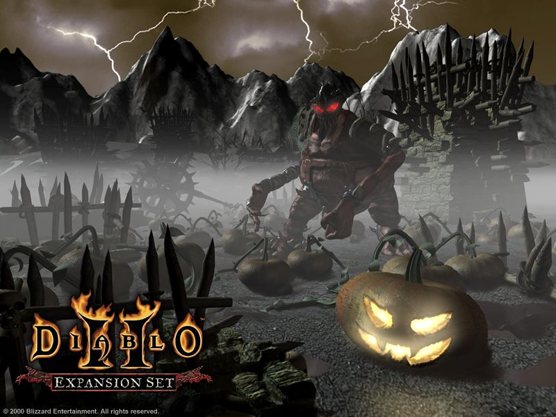 Diablo II: Lord of Destruction Wallpaper