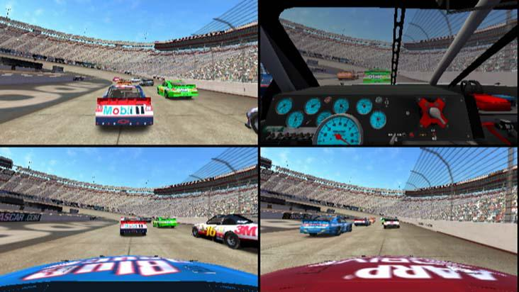 Nascar The Game Inside Line 2012 Promotional Art Mobygames