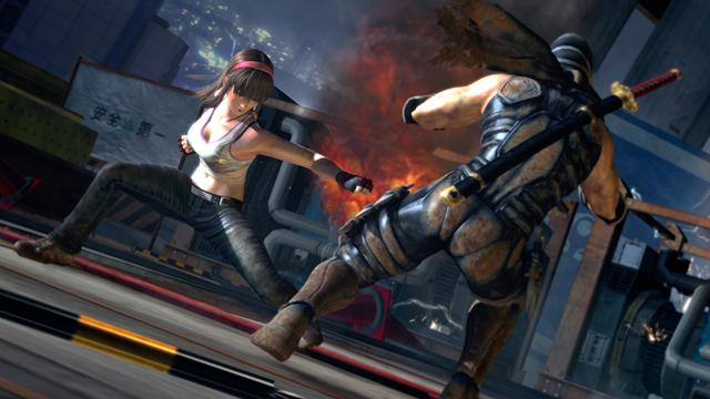 Dead or Alive 5 Plus Screenshot