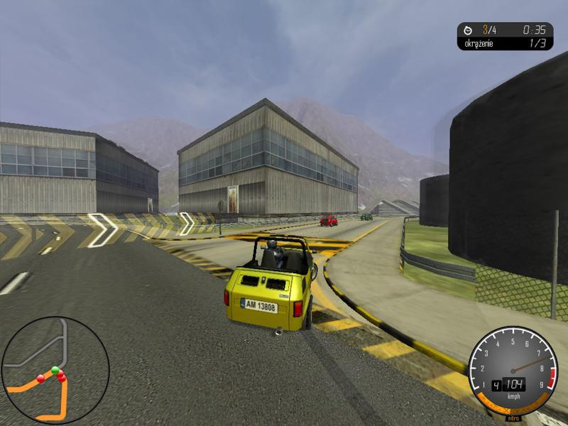 Bambino Rally 3 Screenshot