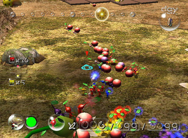 Pikmin 2 2004 Promotional Art Mobygames