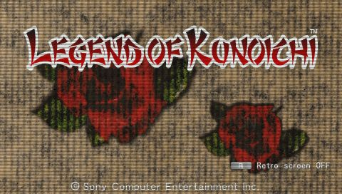 Legend of Kunoichi Screenshot