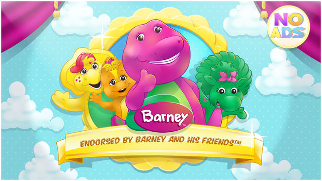 Learn English With Barney Screenshot