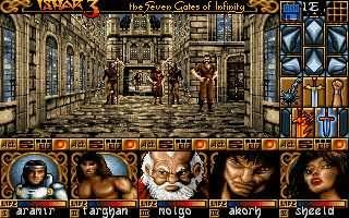 Ishar 3: The Seven Gates of Infinity Screenshot
