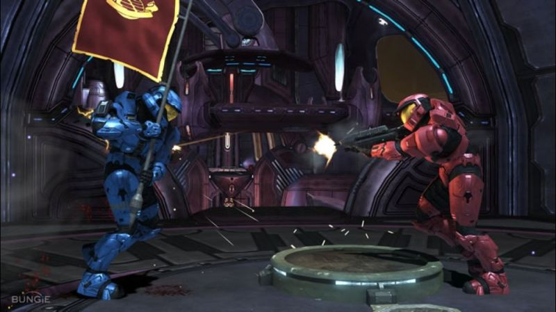 Halo 3: ODST Screenshot Capture the Flag