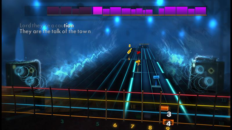 Rocksmith: All-new 2014 Edition - The Doobie Brothers: China Grove Screenshot