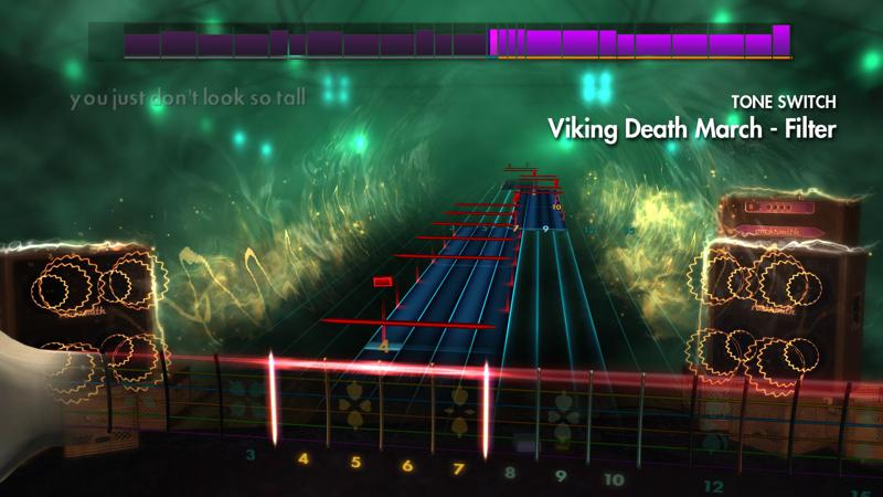 Rocksmith: All-new 2014 Edition - Billy Talent: Viking Death March 2014 pc game Img-2