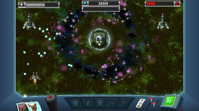 A Space Shooter for 2 Bucks! Screenshot