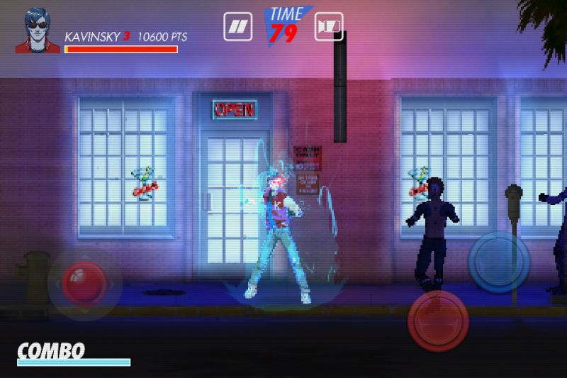 Kavinsky Screenshot