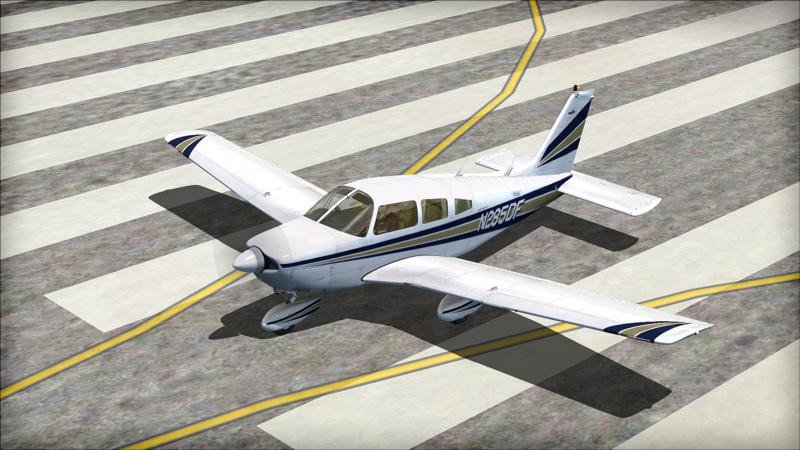 Microsoft Flight Simulator X: Steam Edition - Piper PA-28-181 Archer II Screenshot
