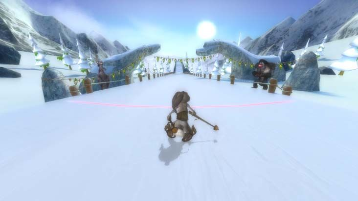 Ice Age: Continental Drift - Arctic Games Screenshot