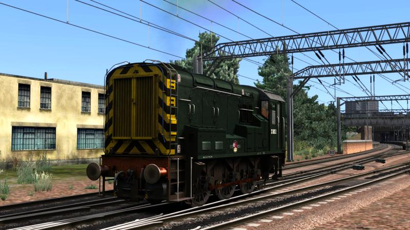 TS Marketplace: BR Blue Class 08 Add-on Livery 2014 pc game Img-1