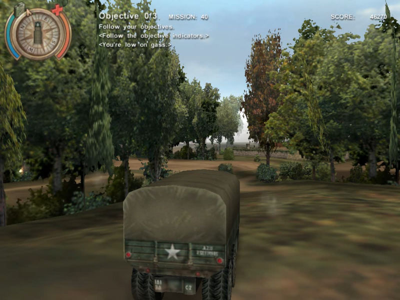 Panzer Killer! Screenshot