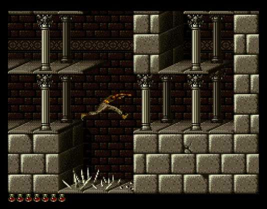 Prince of Persia Screenshot