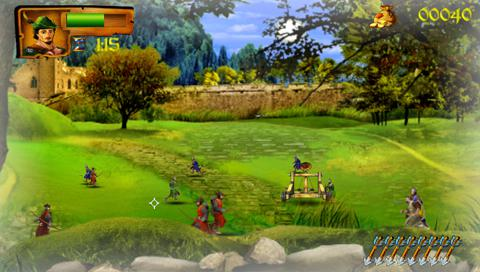 Robin Hood: The Return of Richard Screenshot