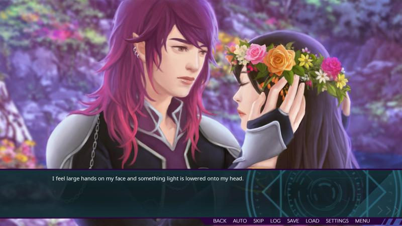Mystic Destinies: Serendipity of Aeons Screenshot