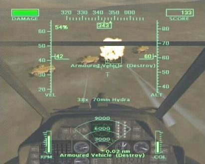 AH-64 Apache Air Assault Screenshot