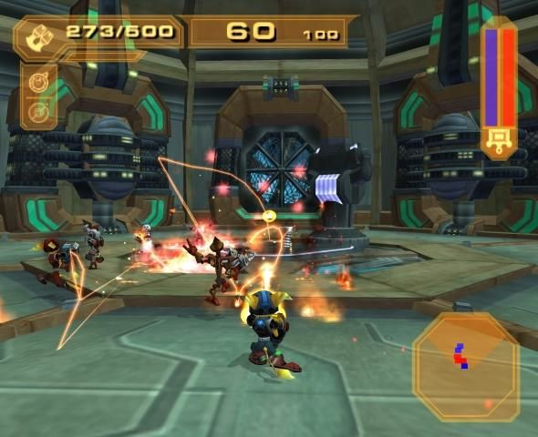 Ratchet & Clank: Up Your Arsenal Screenshot