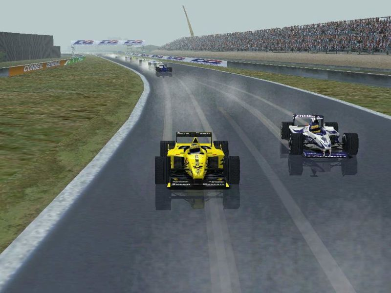 F1 Championship: Season 2000 Screenshot