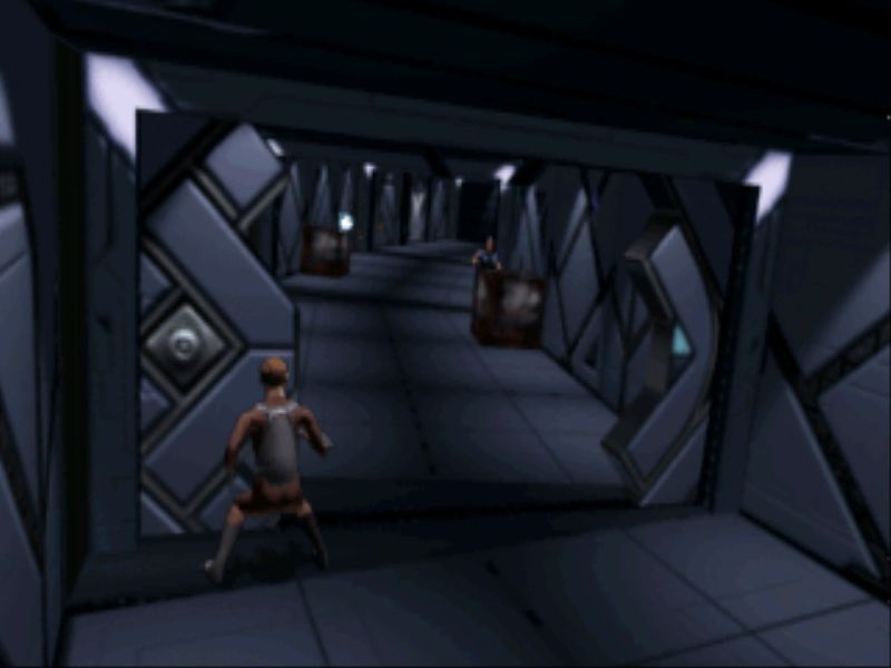 Cyberia Screenshot