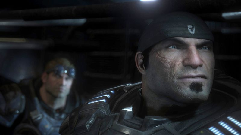 Gears of War: Ultimate Edition Screenshot Baird and Marcus