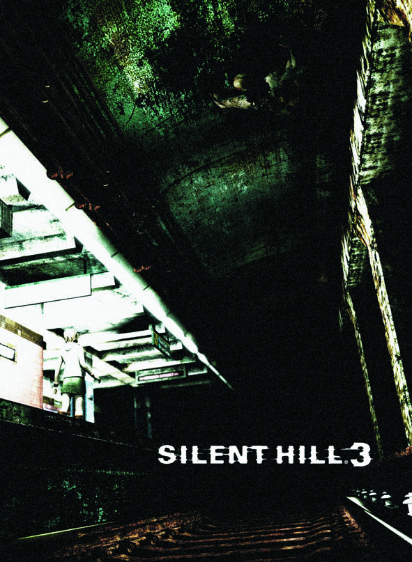 Silent Hill 3 2003 Promotional Art Mobygames