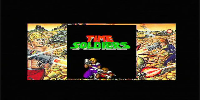 Time Soldiers Screenshot