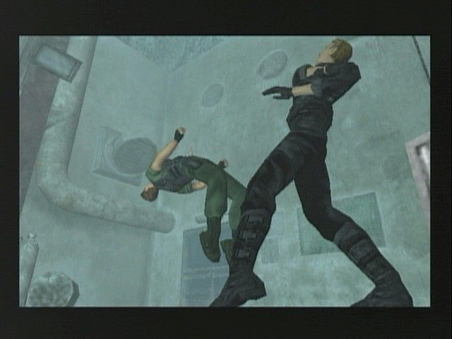 Resident Evil: Code: Veronica X Screenshot