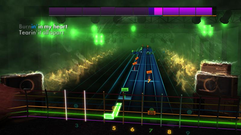 Rocksmith: All-new 2014 Edition - Four Tops Song Pack Screenshot