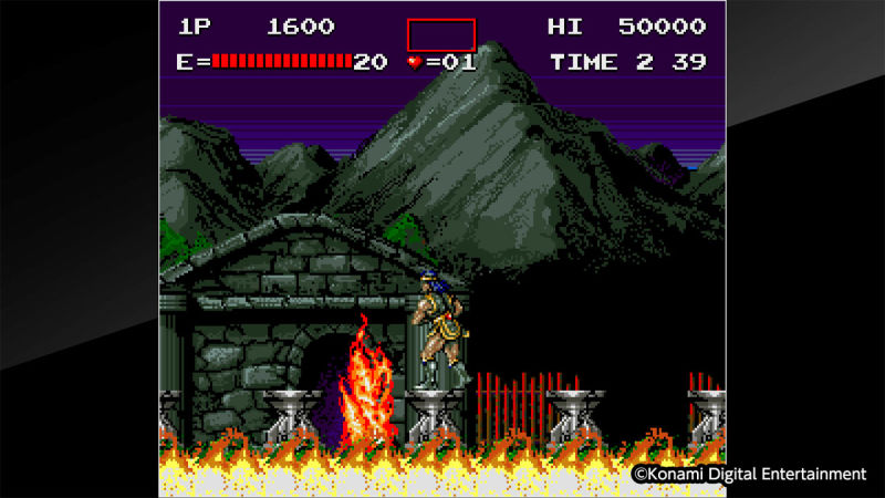 Haunted Castle Screenshot