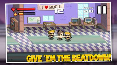 Beatdown! Screenshot