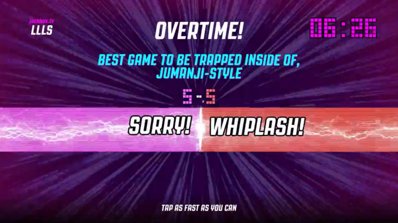 The Jackbox Party Pack 4 Screenshot