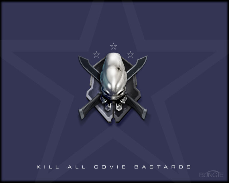 Halo: Combat Evolved Wallpaper The Legendary Skull