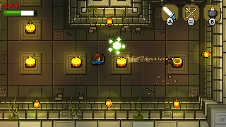 Blossom Tales: The Sleeping King Screenshot