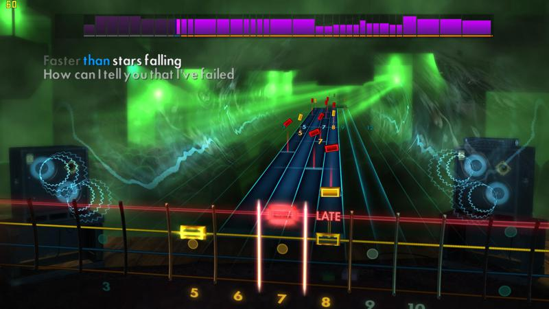 Rocksmith: All-new 2014 Edition - Mastodon: Oblivion Screenshot