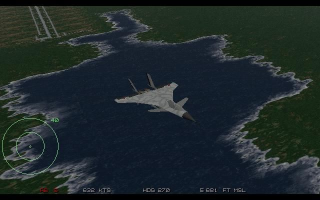 JetFighter: Full Burn Screenshot