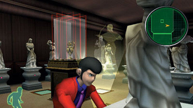 Lupin the 3rd: Treasure of the Sorcerer King Screenshot