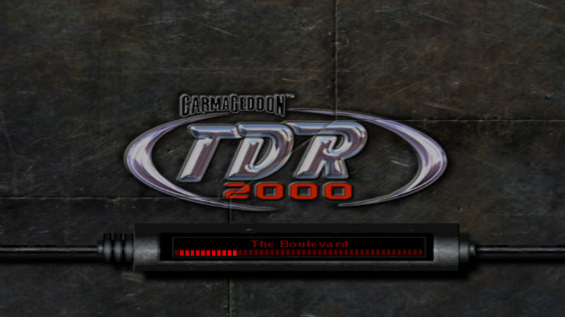 Carmageddon 3: TDR 2000 Screenshot