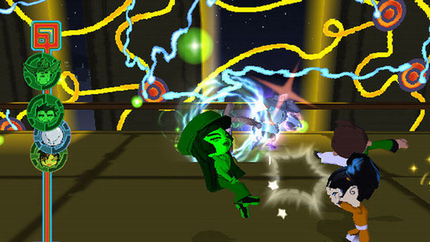 Xiaolin Showdown Screenshot