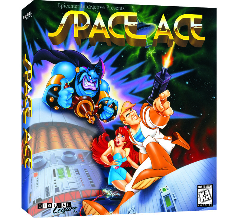 Space Ace Other