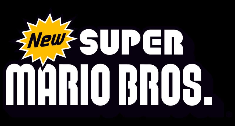 New Super Mario Bros 2015 Promotional Art Mobygames