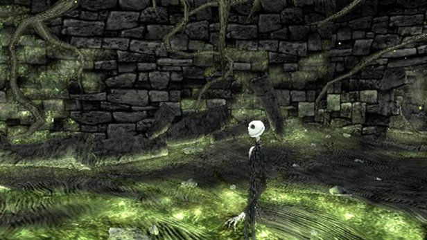 Tim Burton's The Nightmare Before Christmas: Oogie's Revenge Screenshot
